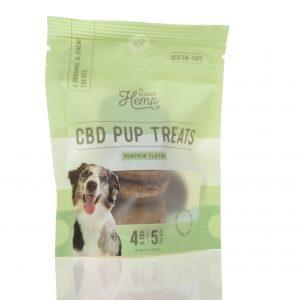 CBD Pup Treats Pumpkin Flavor 4mg (5ct)