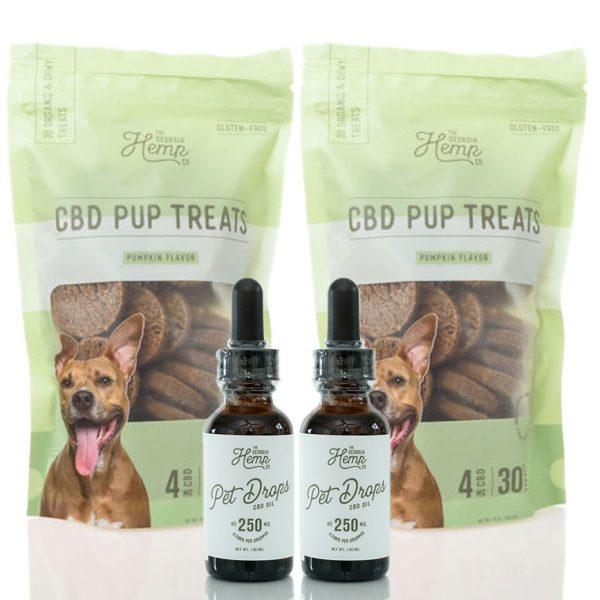 Discounted CBD Dog Treats Oil Drops
