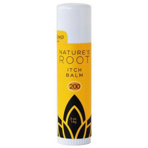 Natures Root Itch Balm 200mg CBD