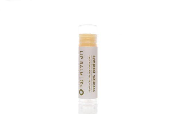 Sympleaf Wellness Hemp Extract Lip Balm 10mg CBD