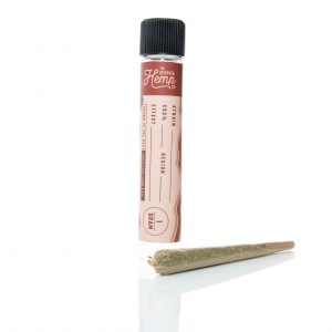 Special Sauce – 16% Sativa Hemp Flower 1g Pre-Roll