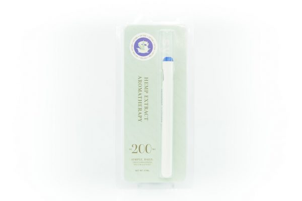 Sympleaf Hemp Extract Thin Mint Relax Aromatherapy Terpene Unit(1 ct) – 200mg CBD
