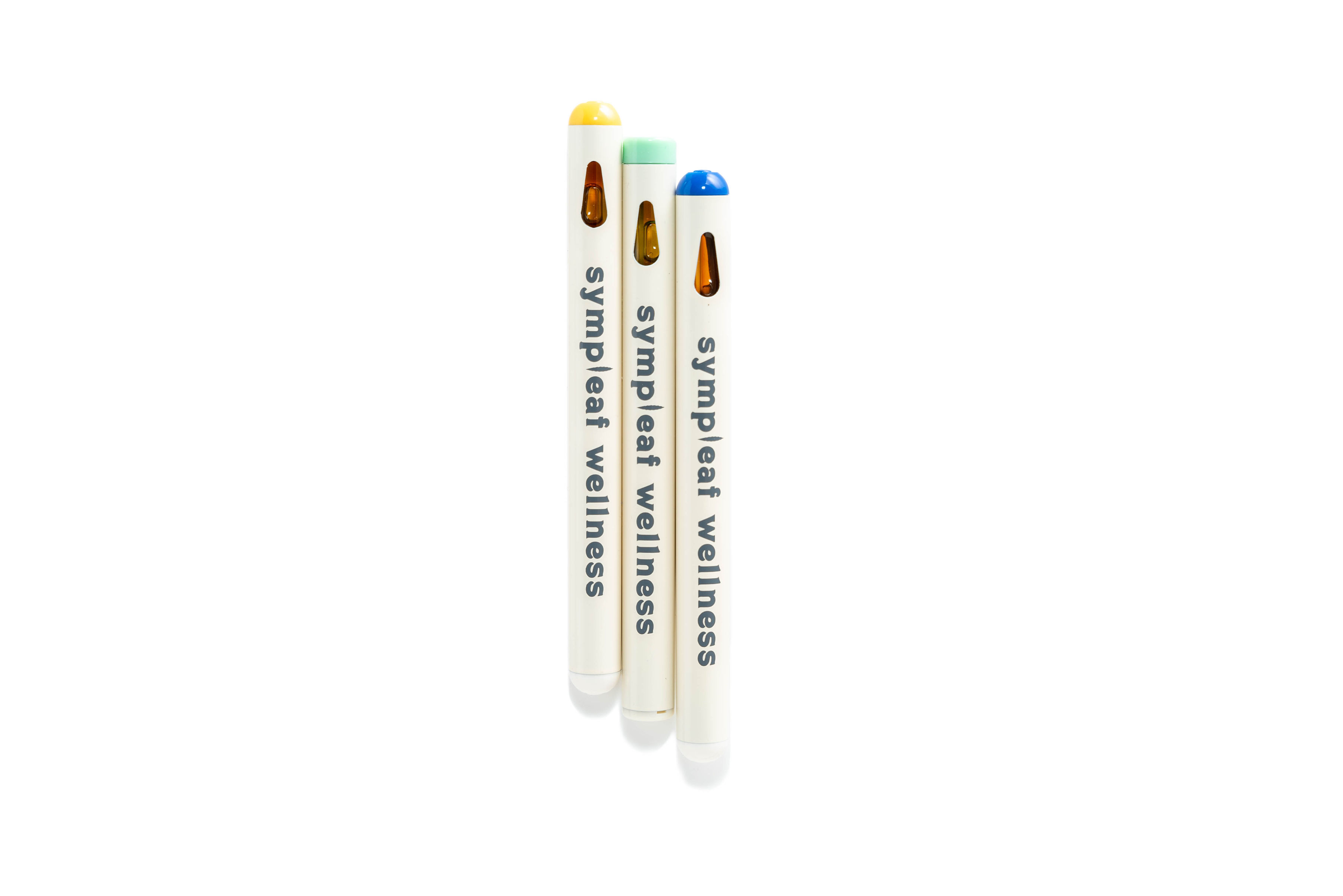 Sympleaf Wellness CBD Aromatherapy Terpene Kit (3 ct) – 200mg CBD per unit