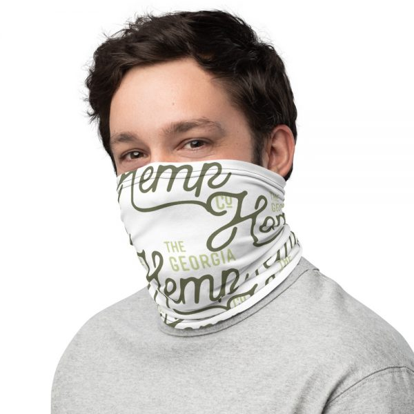 The Georgia Hemp Company Neck & Face Gaiter