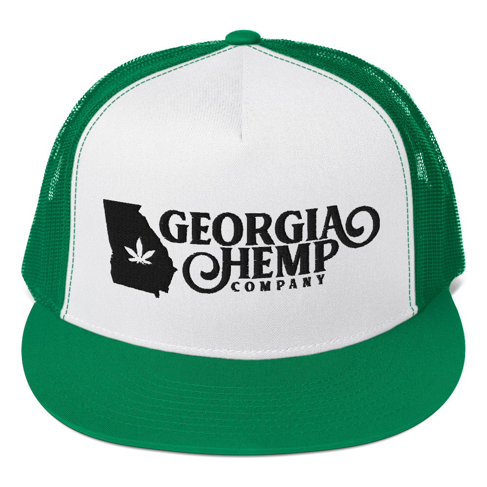The Georgia Hemp Company Trucker Cap