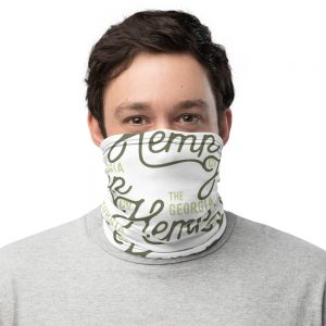The Georgia Hemp Company Neck & Face Gaiter