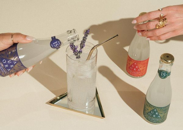 Aurora Infused Beverage MULTIPACK 25mg CBD each
