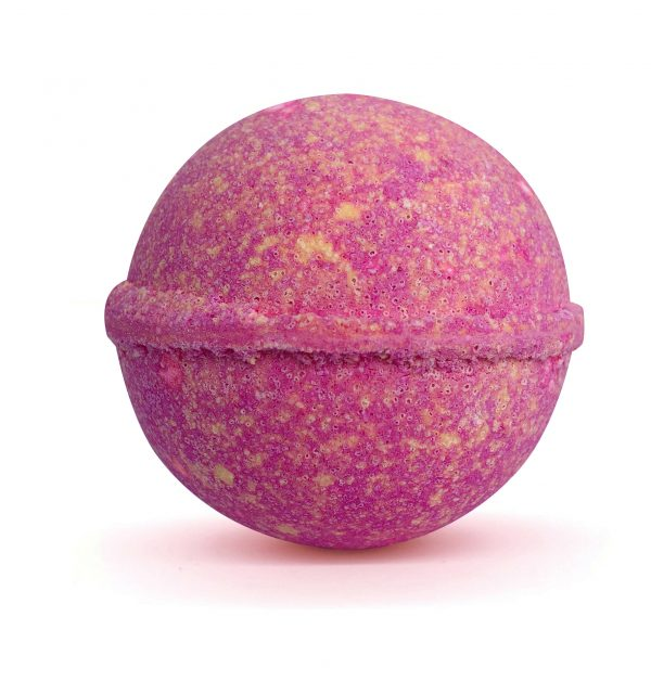 Just Peachy – Hemp Extract Bath Bomb (Fresh Peach) – 35mg CBD