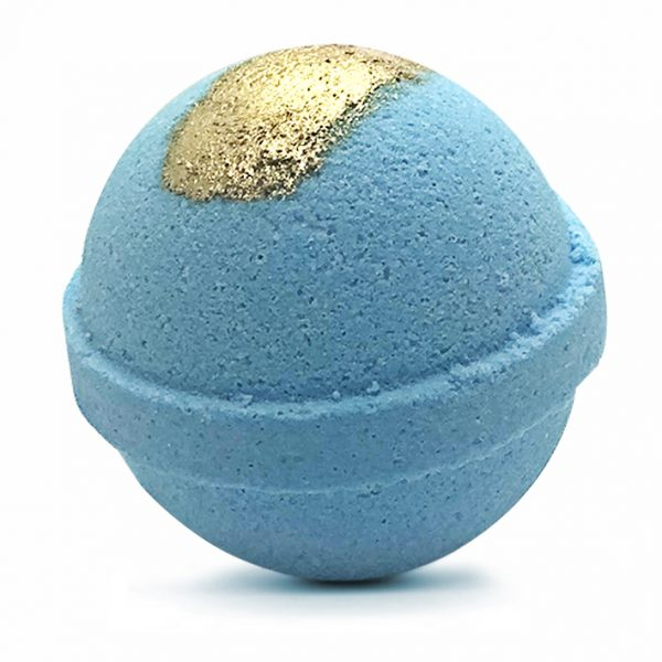 Body – Hemp Extract Bath Bomb (EUCALYPTUS & PEPPERMINT) – 35mg CBD