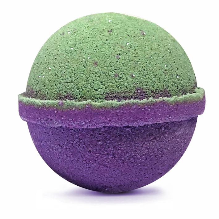 Bedroom – Hemp Extract Bath Bomb (FRESH BAMBOO) – 35mg CBD