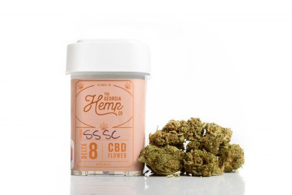 Super Sour Space Candy – Delta 8 Sativa Quarter Oz. / 7g