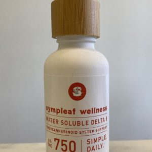 Water Soluble Delta 8 – 750mg from Sympleaf Wellness