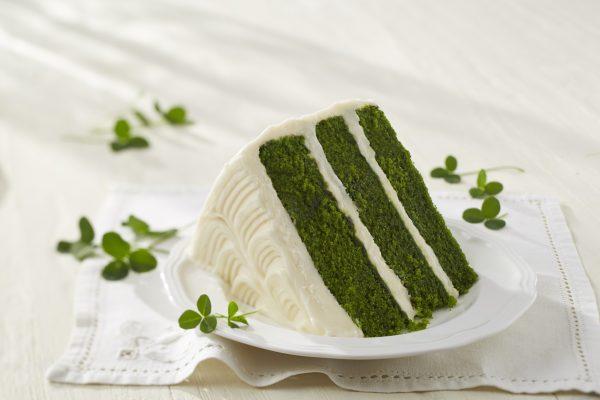 Green Velvet St. Patrick's Day Cake 50mg CBD
