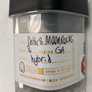 Delta-8 Painted Lady – 11% Indica Hemp Moonrocks