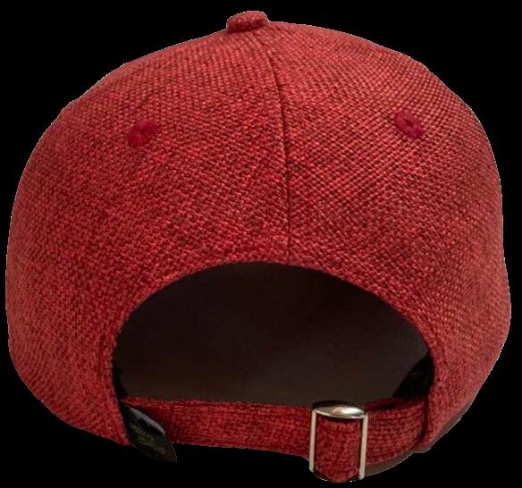 GHC Embroidered Hemp Hat