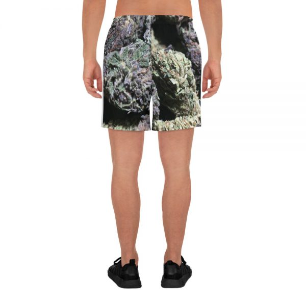 Big Buds Men's Athletic Long Shorts