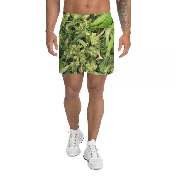 Trim Men's Athletic Long Shorts