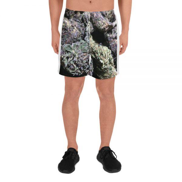 Big Buds Men's Athletic Long Shorts