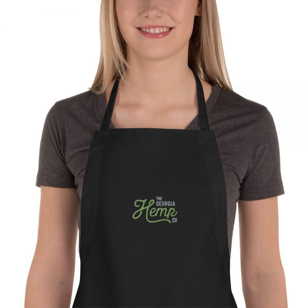 GHC Embroidered Apron