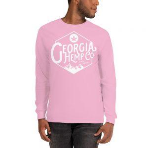 GHC Mtn. MeMen's Long Sleeve Shirt