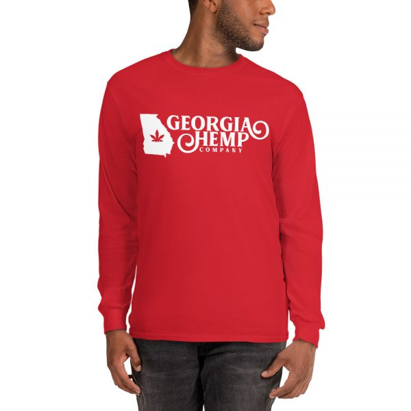 GHC State Men's Long Sleeve Shirt
