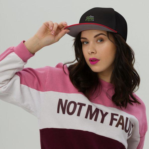 GHC Snapback Hat