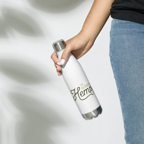 GHC Stainless Steel Water Bottle