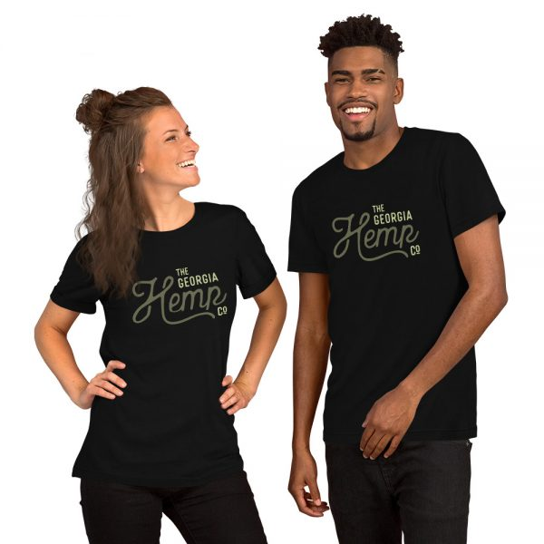 GHC Logo Short-Sleeve Unisex T-Shirt
