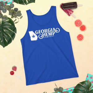 GHC State Unisex Tank Top