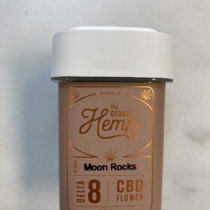 Moon Rocks Indica Dominant Hybrid Delta 8 Hemp Flower Quarter Oz. (7g)