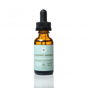 1500mg Full Spectrum Hemp Extract Oil from Sympleaf Wellness
