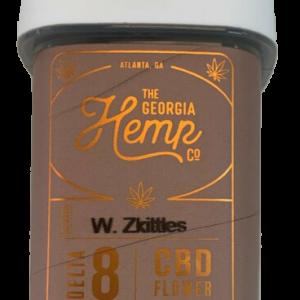 Watermelon Zkittlez – Delta 8 Sativa Dominant Hybrid Quarter Oz. / 7g