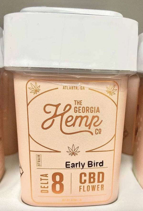 Early Bird – Delta 8 Sativa Quarter Oz. / 7g
