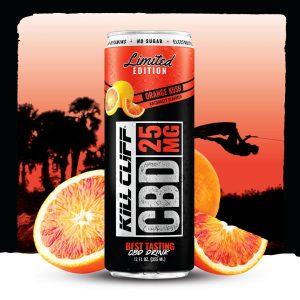 Kill Cliff Orange Kush CBD Can